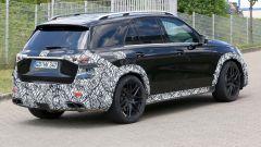 Nuova Mercedes GLE 2019: eccola senza camuffature - Immagine: 7