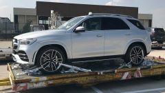 Nuova Mercedes GLE 2019: eccola senza camuffature - Immagine: 1