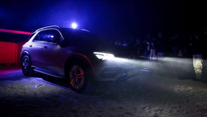 Nuova Mercedes GLE, il reveal