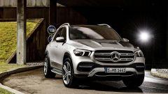 Nuova Mercedes GLE 2019: il SUV torna a sette posti - Immagine: 4
