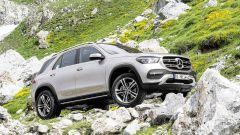 Nuova Mercedes GLE 2019: il SUV torna a sette posti - Immagine: 5