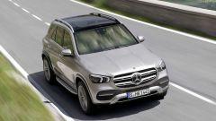 Nuova Mercedes GLE 2019: il SUV torna a sette posti - Immagine: 6
