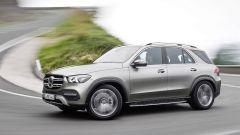 Nuova Mercedes GLE 2019: il SUV torna a sette posti - Immagine: 10
