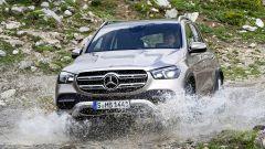 Nuova Mercedes GLE 2019: il SUV torna a sette posti - Immagine: 8