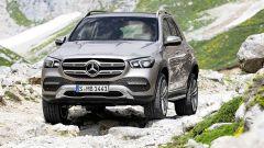 Nuova Mercedes GLE 2019: il SUV torna a sette posti - Immagine: 12