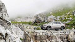 Nuova Mercedes GLE 2019: il SUV torna a sette posti - Immagine: 14