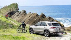 Nuova Mercedes GLE 2019: il SUV torna a sette posti - Immagine: 15
