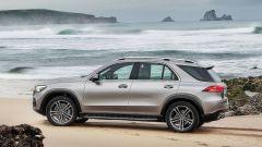 Nuova Mercedes GLE 2019: il SUV torna a sette posti - Immagine: 16