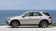 Nuova Mercedes GLE 2019: il SUV torna a sette posti - Immagine: 18