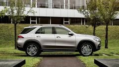 Nuova Mercedes GLE 2019: il SUV torna a sette posti - Immagine: 21