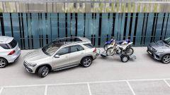 Nuova Mercedes GLE 2019: il SUV torna a sette posti - Immagine: 24