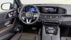 Nuova Mercedes GLE 2019: il SUV torna a sette posti - Immagine: 27