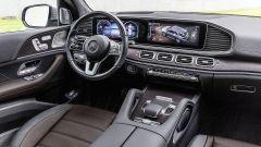 Nuova Mercedes GLE 2019: il SUV torna a sette posti - Immagine: 28