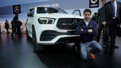 Nuova Mercedes GLE 2019: in video dal Salone di Parigi 2018 - Immagine: 1