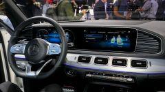 Nuova Mercedes GLE 2019: in video dal Salone di Parigi 2018 - Immagine: 4