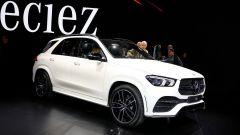 Nuova Mercedes GLE 2019: in video dal Salone di Parigi 2018 - Immagine: 6
