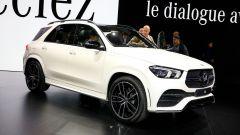 Nuova Mercedes GLE 2019: in video dal Salone di Parigi 2018 - Immagine: 3