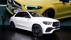 Nuova Mercedes GLE 2019: in video dal Salone di Parigi 2018 - Immagine: 7