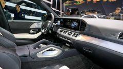 Nuova Mercedes GLE 2019: in video dal Salone di Parigi 2018 - Immagine: 10
