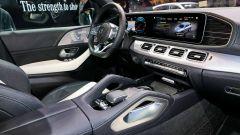 Nuova Mercedes GLE 2019: in video dal Salone di Parigi 2018 - Immagine: 11