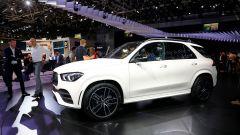 Nuova Mercedes GLE 2019: in video dal Salone di Parigi 2018 - Immagine: 13