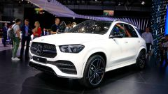Nuova Mercedes GLE 2019: in video dal Salone di Parigi 2018 - Immagine: 14