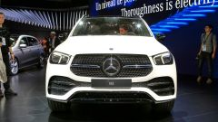 Nuova Mercedes GLE 2019: in video dal Salone di Parigi 2018 - Immagine: 15