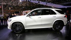 Nuova Mercedes GLE 2019: in video dal Salone di Parigi 2018 - Immagine: 17