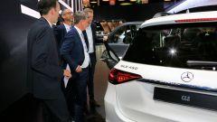 Nuova Mercedes GLE 2019: in video dal Salone di Parigi 2018 - Immagine: 24