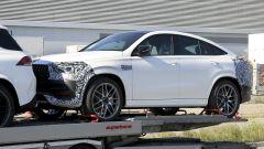 Nuova Mercedes GLE 2020: il 3/4 anteriore