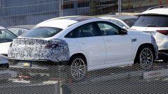 Nuova Mercedes GLE 2020: il 3/4 posteriore
