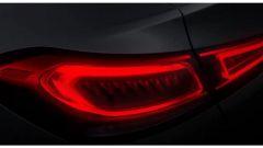 Nuova Mercedes GLE 2020: il faro posteriore