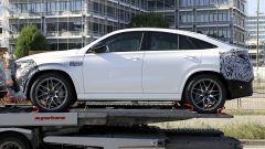 Nuova Mercedes GLE 2020: la fiancata