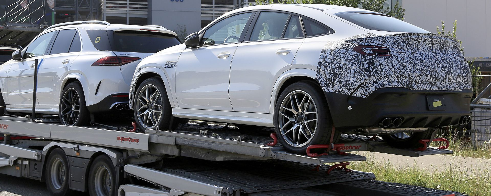 Nuova Mercedes GLE 2020