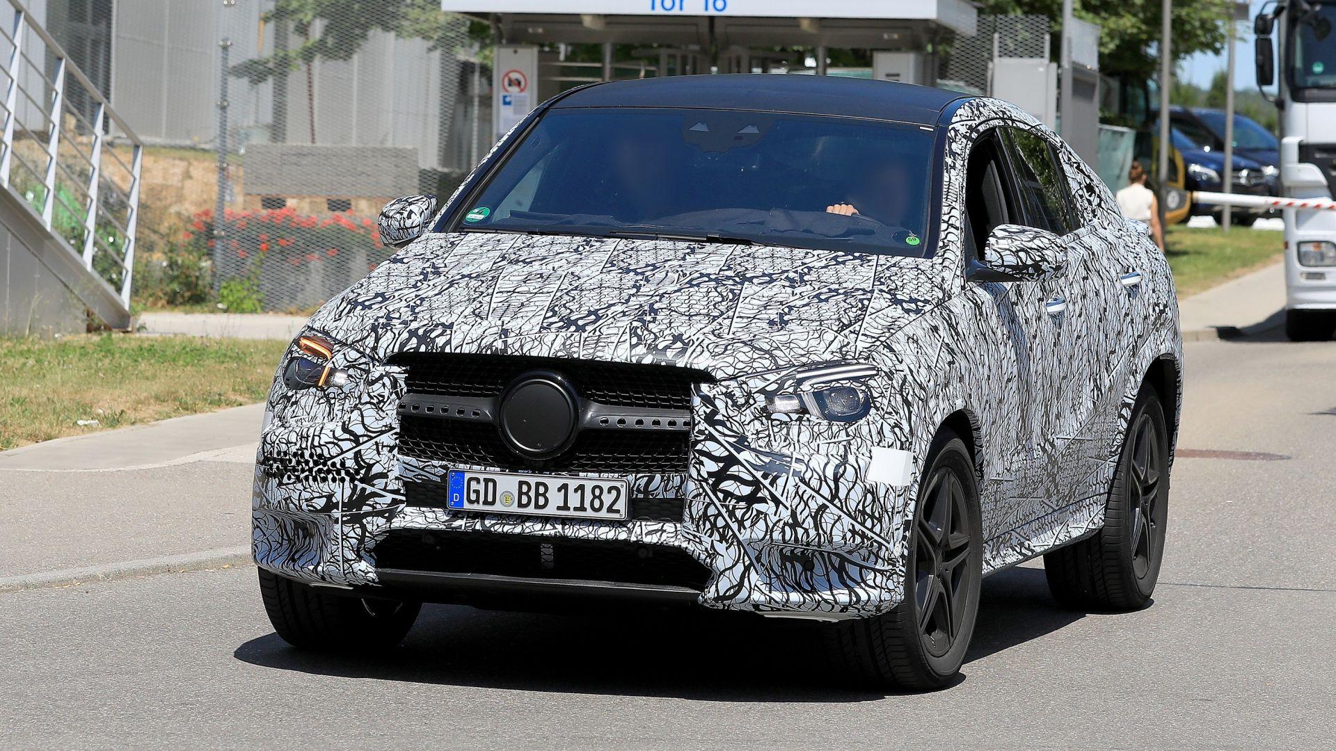 Nuova Mercedes Gle Coupe 2019 Uscita Prezzi Motori