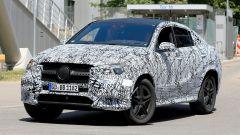 Mercedes GLE Coupé: il nuovo SUV arriva a Ginevra? - Immagine: 5
