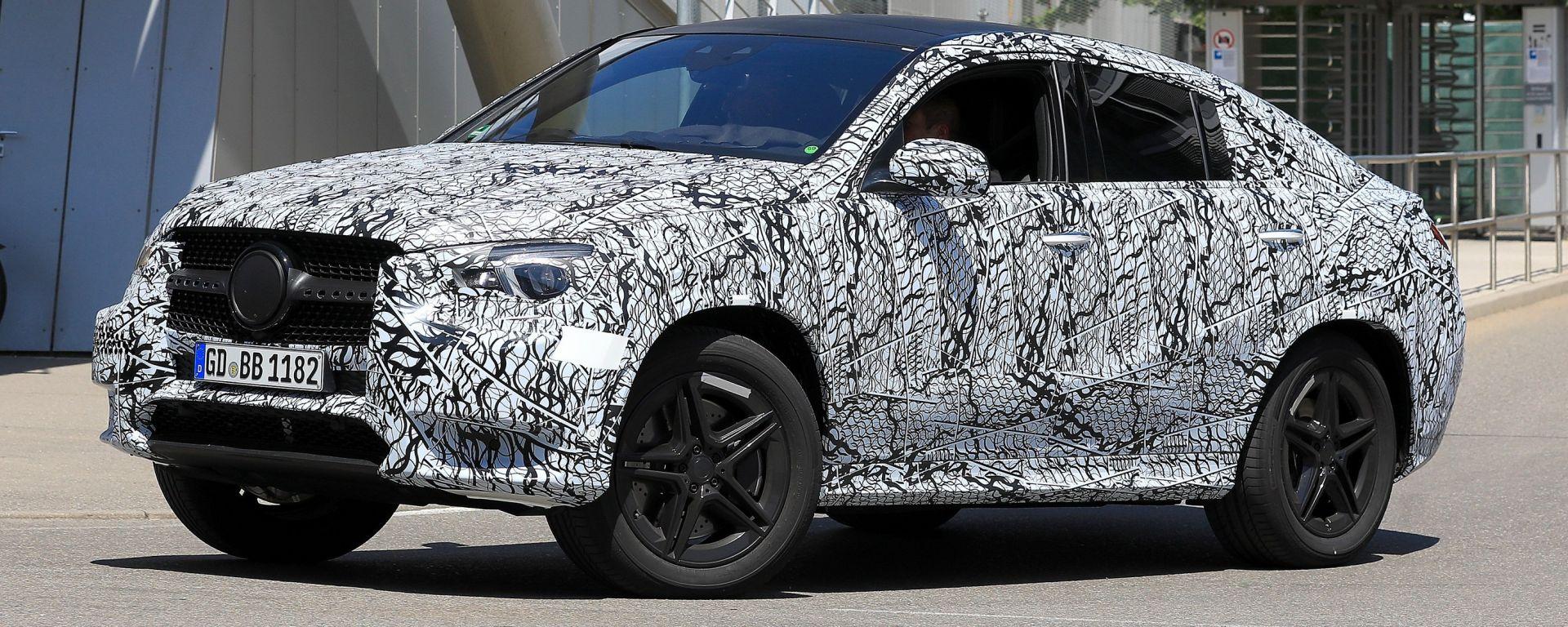 Mercedes GLE Coupé: il nuovo SUV arriva a Ginevra?