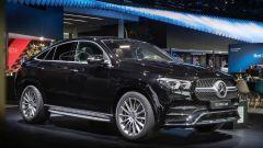 Nuova Mercedes GLE in video dal Salone di Francoforte 2019 - Immagine: 1