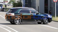 Nuova Mercedes GLE: sarà aggiornato anche l'abitacolo