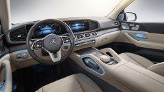 Nuova Mercedes GLS 2020: foto ufficiali dell'ammiraglia Suv - Immagine: 4