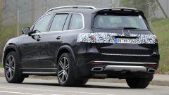 Nuova Mercedes GLS 2020: dettaglio del posteriore