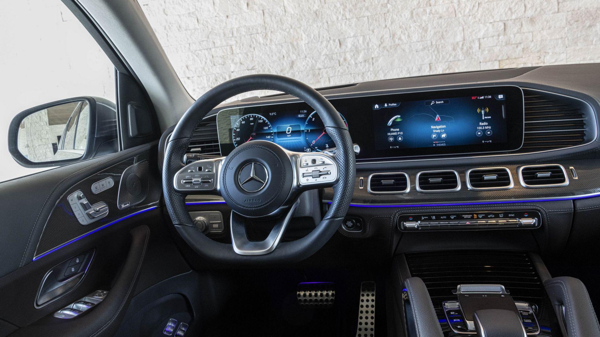 New Mercedes Suv >> Nuova Mercedes GLS 2020: dimensioni, interni, motori ...