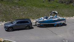 Nuova Mercedes GLS, l'ammiraglia si fa Suv. A bordo, tutto - Immagine: 24