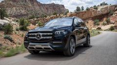 Nuova Mercedes GLS, il Gigante che ti vizia. Prova su strada - Immagine: 5