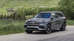 Nuova Mercedes GLS, il Gigante che ti vizia. Prova su strada - Immagine: 10