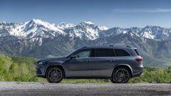 Nuova Mercedes GLS, il Gigante che ti vizia. Prova su strada - Immagine: 12