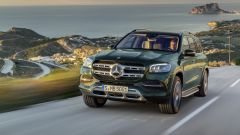 Nuova Mercedes GLS, il Gigante che ti vizia. Prova su strada - Immagine: 1