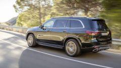 Nuova Mercedes GLS, il Gigante che ti vizia. Prova su strada - Immagine: 16