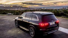 Nuova Mercedes GLS, il Gigante che ti vizia. Prova su strada - Immagine: 18