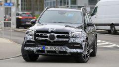 Nuova Mercedes GLS 2020: vista frontale